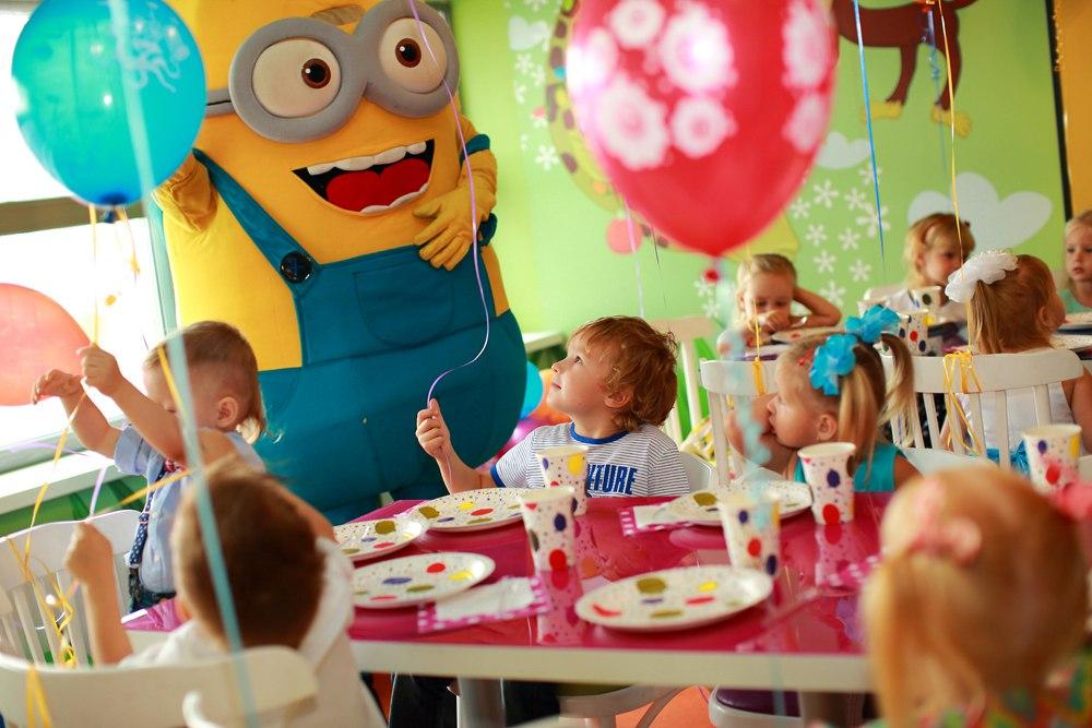 «Веселье без границ!» в детско-развлекательном центре Карамелька ARENAcity